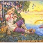 Славянский бог Лель