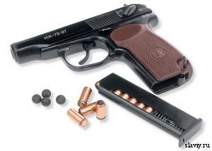 Право на оружие или палки в колёса