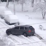 Как метели и снегопад влияют на людей